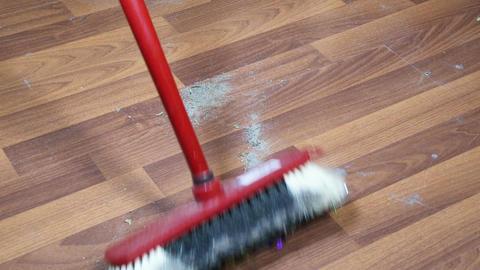 Sweeping Floor 1 Live Action
