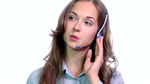 Call Centre. Medium stock footage