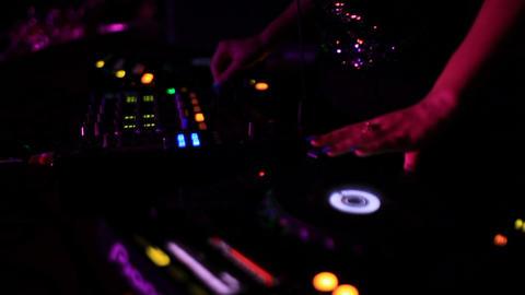 Nightclub Footage