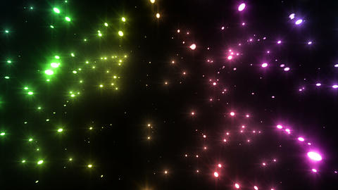 Sparkle Particles MB 1f HD Animation