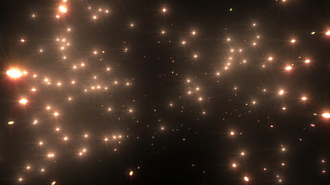 Sparkle Particles SB 1f HD Animation