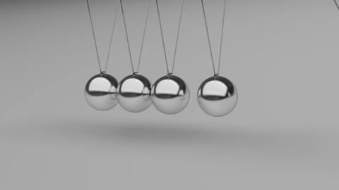 Newtons Cradle 03 1080 Animation