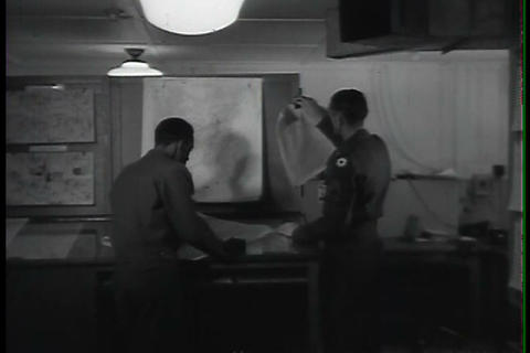 The workings of the Evans Signal laboratory and ne Live Action