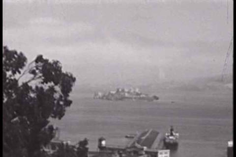 Amateur home movie footage of San Francisco in 193 Footage