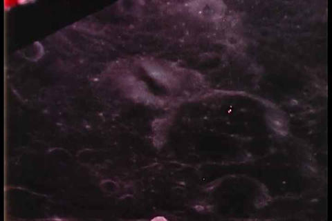 Apollo 11 Eagle spacecraft docks with Columbia Footage