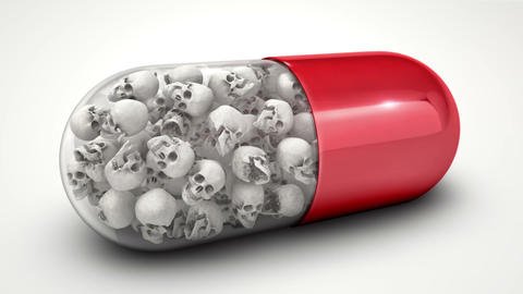 Dangerous Drug Animation