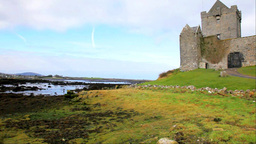 Kinvara Castle Footage