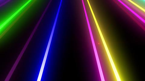 Neon tube W Mbm F L 5 HD Animation