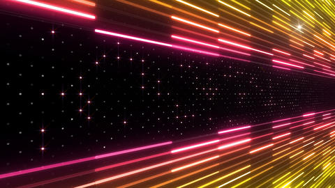 Neon tube W Nsf S S 5 HD Animation
