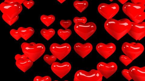 hearts 01 Animation