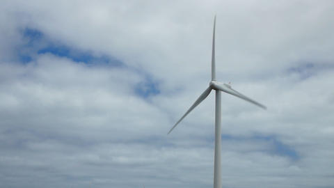 Wind Generator #1 stock footage