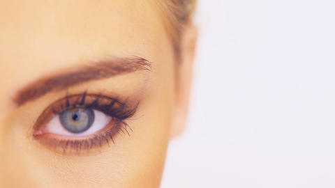 eye closeup Footage