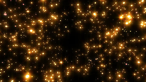 Sparkle Particles MA 4 HD Animation