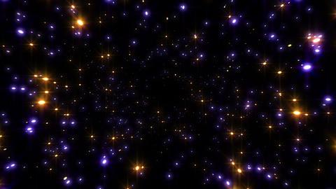 Sparkle Particles SB 3 HD Animation