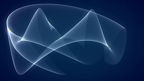 dimension graph blue Animation