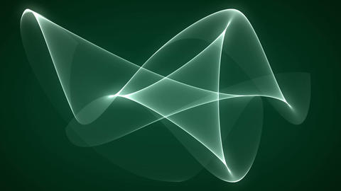 dimension graph green Animation