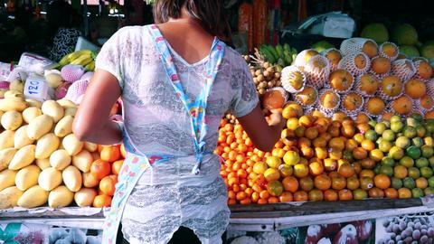Farmer's Market Footage