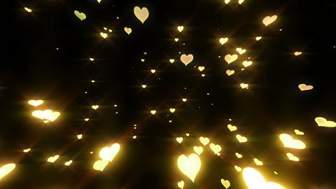 Sparkle Heart Particles 1