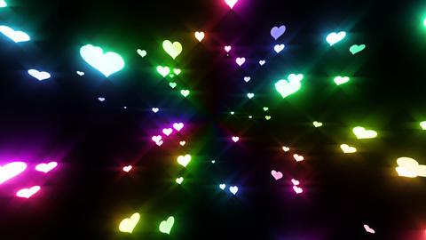 Sparkle Heart Particles 2