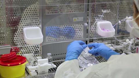 Handling of hazardous materials Footage