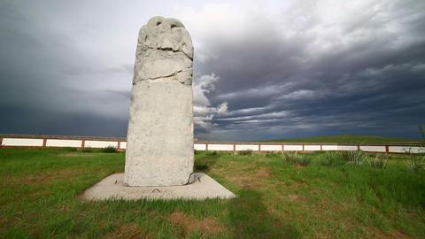 orkhon inscriptions, oldest turkic monuments ビデオ