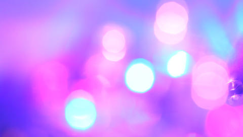 LED Lights stock footage