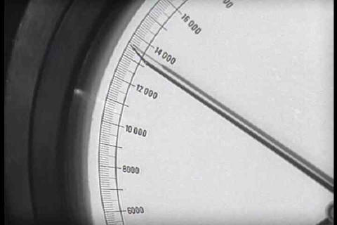 The Test Of Steel And Iron Are Explored In The Lab stock footage
