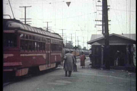 An establishing shot of Watts in Los Angeles in 19 Live Action