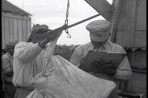Racist overtones accompany this 1933 documentary a Live Action