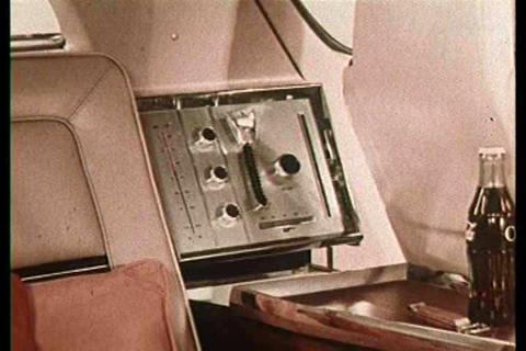 The Ford Aurora, a futuristic family car, was neve Footage