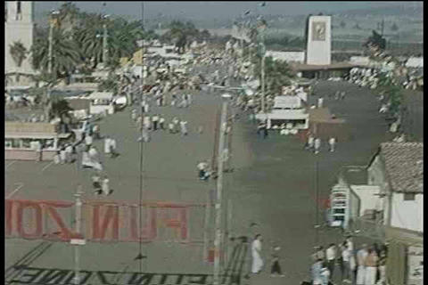 The Los Angeles County Fair in the 1950's Footage