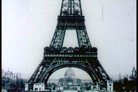 A brief history of the construction of the Eiffel  Live Action