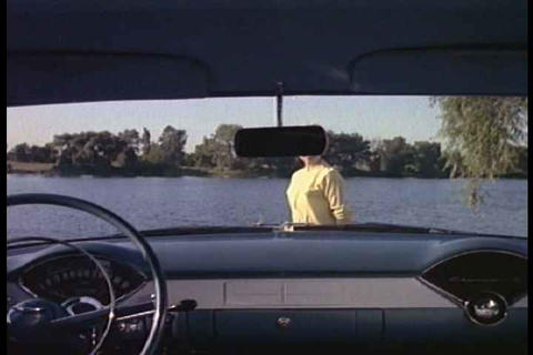 4 commercials promoting the 1955 Chevrolet Footage