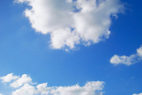 Cloud of SKY TYPE01 Stock Video Footage