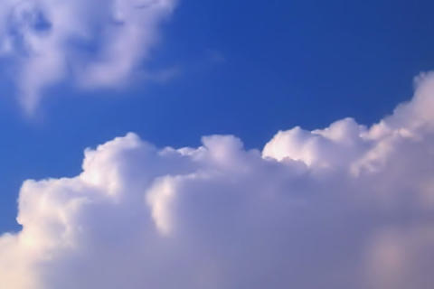 Cloud of SKY TYPE15 Stock Video Footage