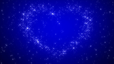 Glitter Heart KH AfA HD Animation