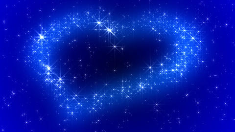 Glitter Heart KH AnA HD Animation