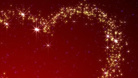 Glitter Heart KH BhA HD Animation