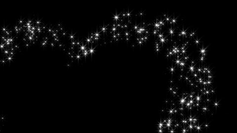 Glitter Heart KH S Ah HD Stock Video Footage
