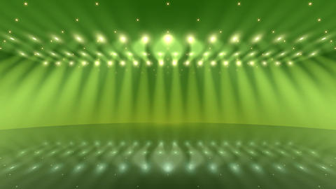 Stage Light A1b Animation