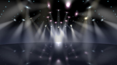 Stage Light B2b Animation