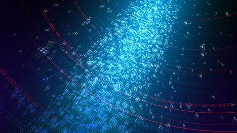 Digital Data TData Ab HD Stock Video Footage