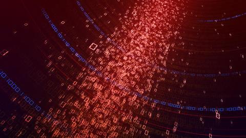 Digital Data TData Ac HD Stock Video Footage