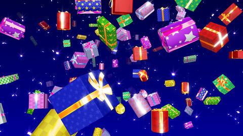 Present Come D HD CG動画