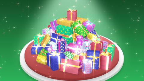 Present Pile1 C HD CG動画