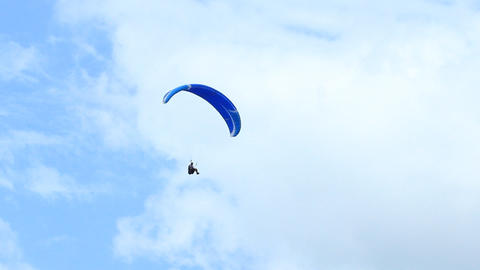Test Paragliding Live Action