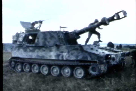 The fourth armored division makes a difference in  Live Action