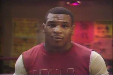 Mike Tyson and other sports stars say no to drugs  Live Action