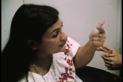 Feminist activists discuss the unique challenges t Footage