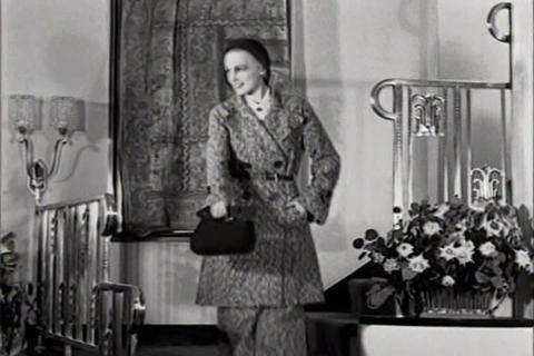 Women's fashion of 1934 Live Action